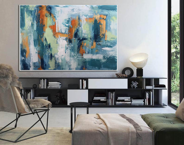 Abstract modern art paintings | Abstract painting LA89_3