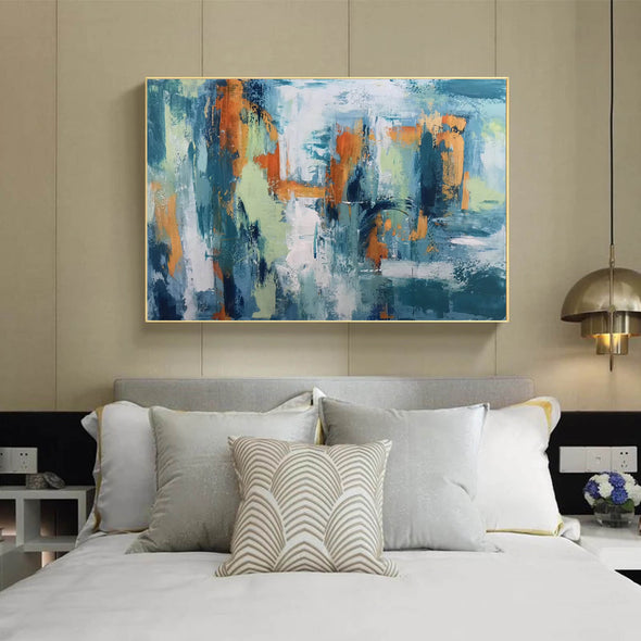 Abstract modern art paintings | Abstract painting LA89_8