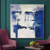 Abstract oil on canvas | Colorful abstract paintings on canvas LA225_3