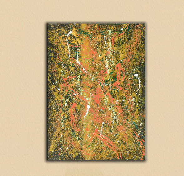 Abstract oil paintings | Abstract modern art paintings LA106_6