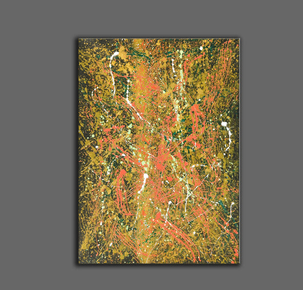 Abstract oil paintings | Abstract modern art paintings LA106_7