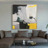 Abstract oil paintings | Original modern art LA18_8