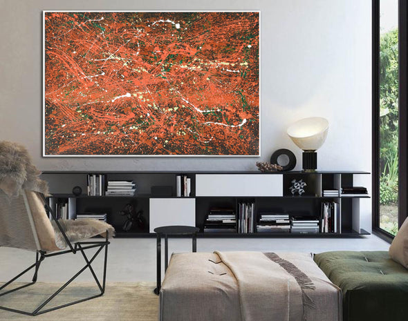 Acrylic abstract paintings | Paintings of abstracts LA245_1