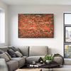 Acrylic abstract paintings | Paintings of abstracts LA245_3