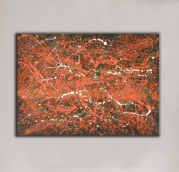 Acrylic abstract paintings | Paintings of abstracts LA245_4