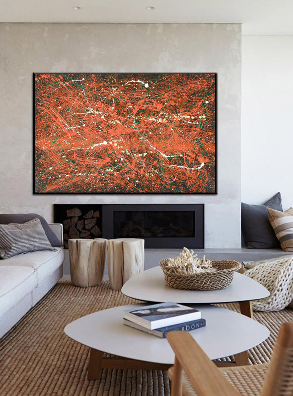 Acrylic abstract paintings | Paintings of abstracts LA245_6