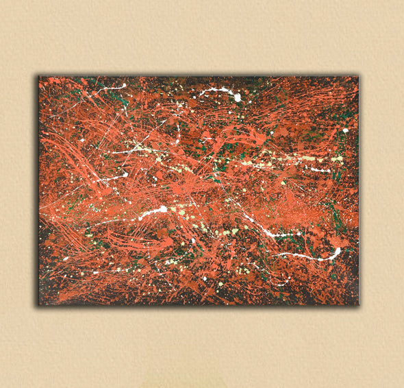 Acrylic abstract paintings | Paintings of abstracts LA245_8