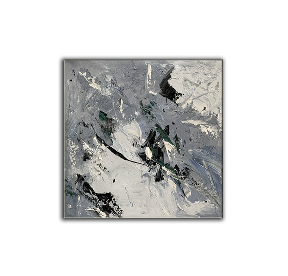 Acrylic canvas abstract | Contemporary art paintings abstract LA621_6