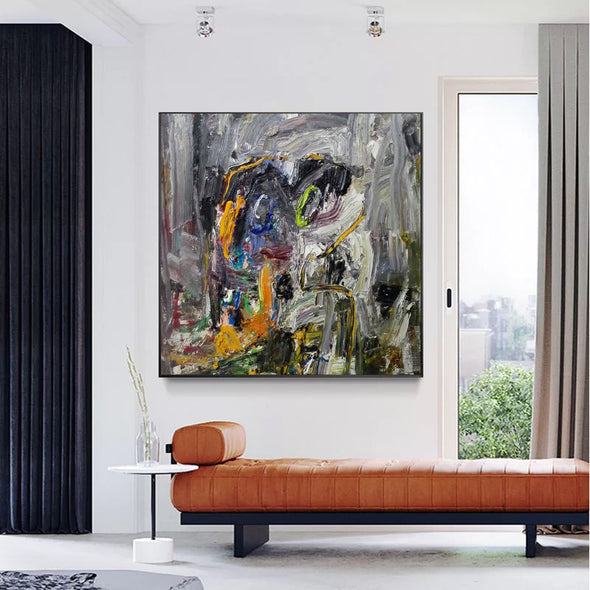 Art abstract paintings | An abstract painting LA81_10