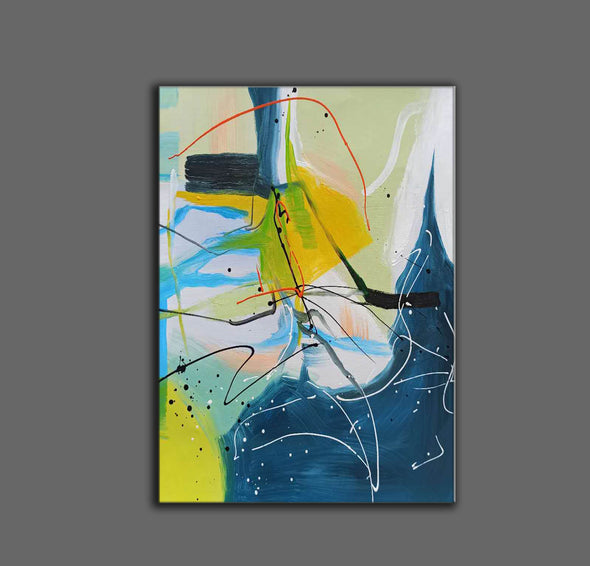 Art and painting | Contemporary art paintings LA161_3