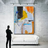 Best abstract paintings | Contemporary oil paintings LA158_2