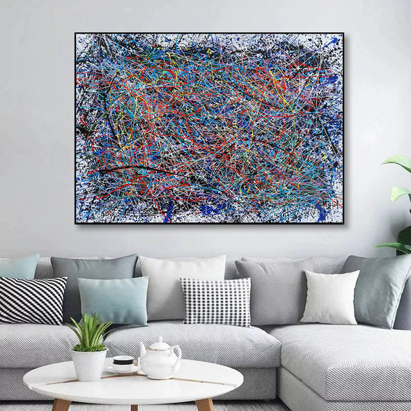Best modern abstract artists | Acrylic painting gallery LA271_2