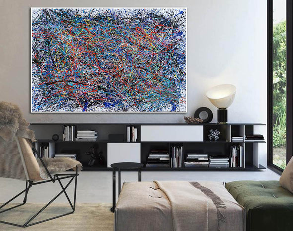 Best modern abstract artists | Acrylic painting gallery LA271_6