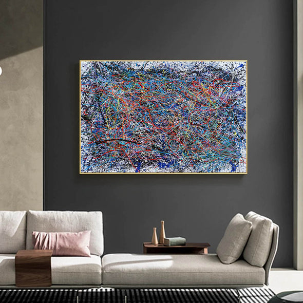 Best modern abstract artists | Acrylic painting gallery LA271_7