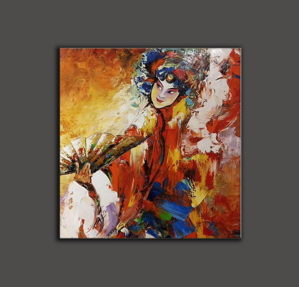Impressionist art | Art work | Paint art L757-4