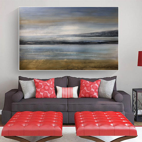 Contemporary abstract paintings | Abstract expressionist paintings LA37_5