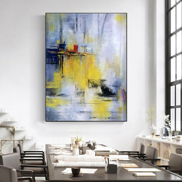 Abstract painting images | Contemporary art paintings LA53_2