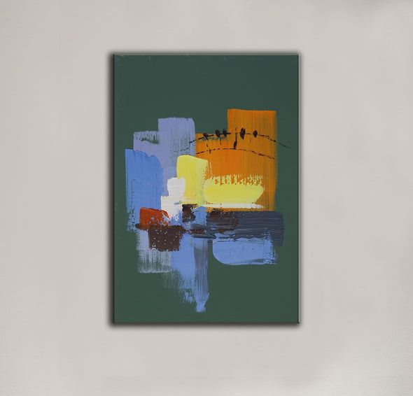 Abstract painting images | Contemporary art paintings LA111_4