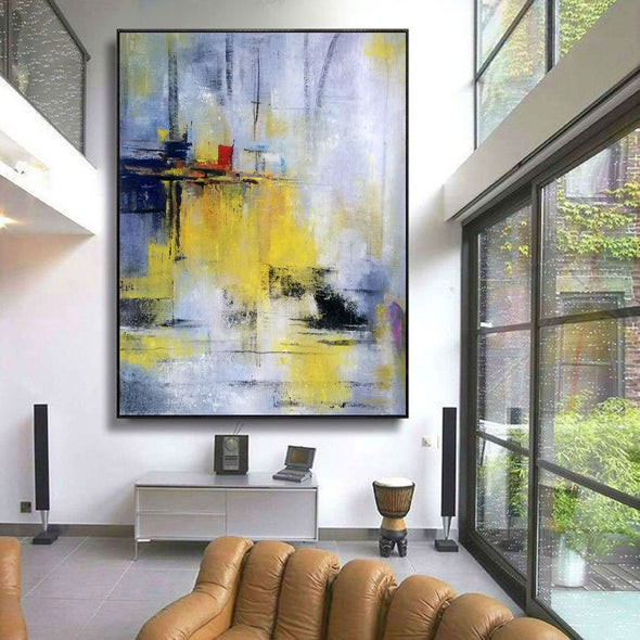 Abstract painting images | Contemporary art paintings LA53_3