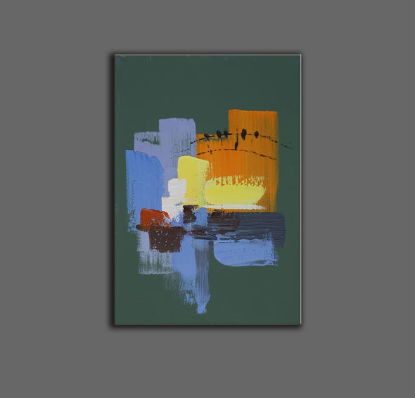 Abstract painting images | Contemporary art paintings LA111_6