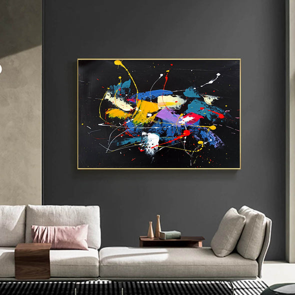Contemporary art paintings abstract | Abstract art paintings images LA267_1