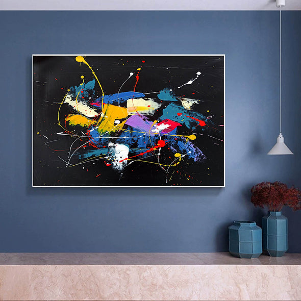 Contemporary art paintings abstract | Abstract art paintings images LA267_2