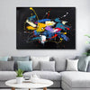 Contemporary art paintings abstract | Abstract art paintings images LA267_3