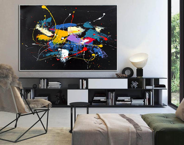 Contemporary art paintings abstract | Abstract art paintings images LA267_7