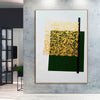 Contemporary canvas painting | Colorful abstract paintings on canvas LA140_6