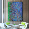 Drip art canvas | Dripping artwork LA115_9