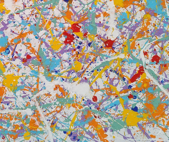 abstract painting LargeArtCanvas