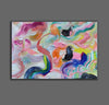 Large abstract canvas wall art | Contemporary abstract paintings LA71_6
