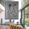 Large paintings | Large painting canvas LA28_1