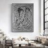 Large paintings | Large painting canvas LA28_5