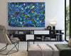 Modern abstract art | Abstract canvas art LA63