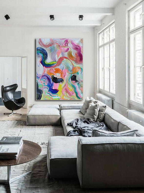 Modern and contemporary art | Abstract art styles LA113_8