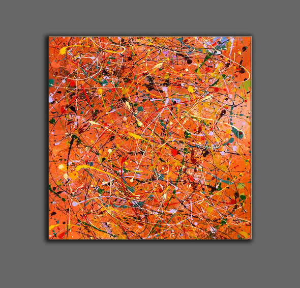 Modern contemporary art | Canvas art painting LA198_10