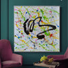 Original abstract oil paintings | Original abstract oil paintings LA61_10