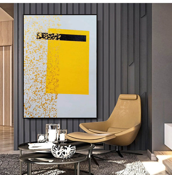 New abstract art | Abstract style of painting LA136_2