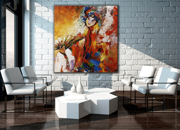Impressionist art | Art work | Paint art L757-9