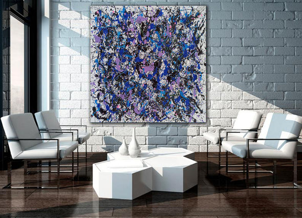 Amazing abstract art | Oil painting abstract art LA34_2