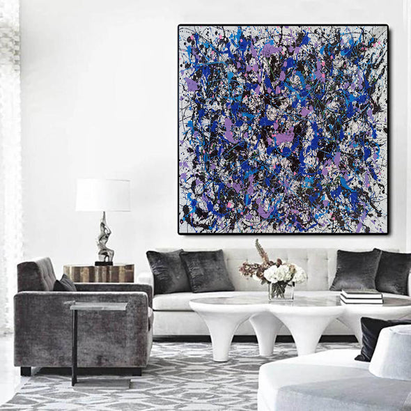 Amazing abstract art | Oil painting abstract art LA34_4
