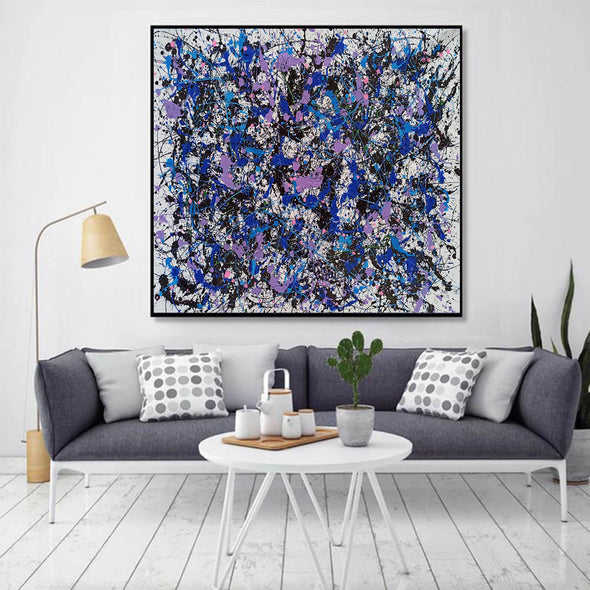 Amazing abstract art | Oil painting abstract art LA34_5