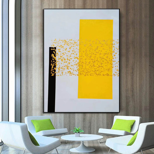 Oil painting abstract art | Large abstract paintings LA138_4