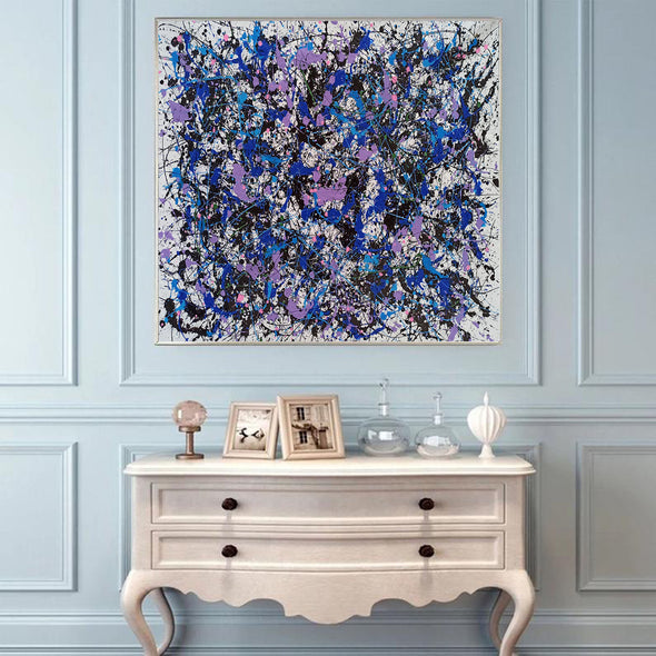 Amazing abstract art | Oil painting abstract art LA34_6