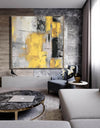 Original abstract paintings | Abstract oil painting on canvas LA16_6