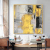 Original abstract paintings | Abstract oil painting on canvas LA16_1