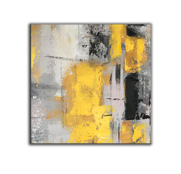 Original abstract paintings | Abstract oil painting on canvas LA16_9