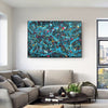 Paint abstract art canvas | Original abstract artwork  LA246_4