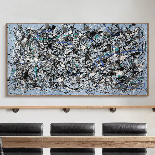 splatter painting artwork | splatter painting art L693-9